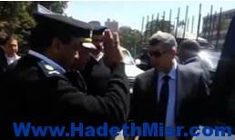 وزير الداخلية يقوم بجولة مفاجئة بشوارع وميادين محافظة الجيزة