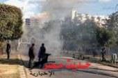 إصابة 6 وضبط 7 علي خلفية إشتباكات جامعة المنيا