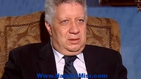 مرتضى منصور: سأعلن ترشحي للرئاسة خلال أيام