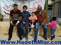 حزب الحركة الوطنية تحتفل بيوم الطفل اليتيم
