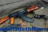 الأجهزة الأمنية بسوهاج تنجح فى ضبط أحد العناصر الإجرامية لقيامه بالإتجار فى الأسلحة النارية وبحوزته بندقية آلية و 8 بنادق خرطوش