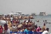 إستعدادات مكثفة لإستقبال أعياد شم النسيم بالبحر الأحمر