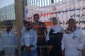 بالصور … إرتفاع نسب التطعيم ضد شلل الأطفال بمدن محافظة البحر الأحمر