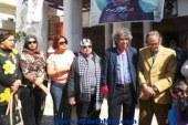 """من فساد حى غرب اسيوط ..وقفة احتجاجية أمام سينما """"رينيسانس"""" بأسيوط بسبب قرار تحويلها لـ""""مول تجاري"""""""