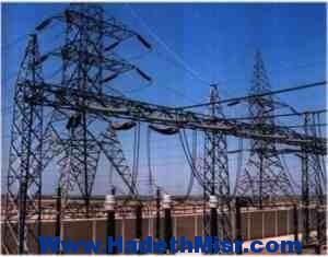 الكهرباء: الحمل المتوقع اليوم 24000 ميجاوات