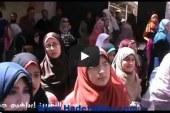 بالفيديو طالبات كلية رياض اطفال بدمنهور يتعرضن للتحرش من استاذ جامعي