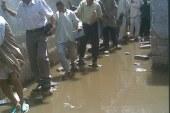 حزب النور بأسيوط يعقد اجتماعًا لمناقشة مشكلة الصرف الصحي بقرية الزرابي