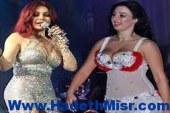 أغنيات «صافيناز وهيفاء وبوسي» تحصد 40 مليون مشاهدة على اليوتيوب