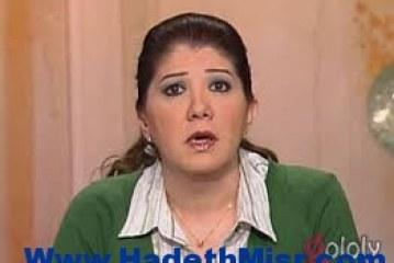 المذيعة رولا خرسا لـ«نائب مدير أمن الإسكندرية»: «الناس عندها حق متحترمش الشرطة»