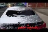 تحطيم زجاج سيارة نائب رئيس جامعة الأزهر لفرع أسيوط سابقاً