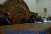 محكمة جنح شبين القناطر تحدد 4 فبراير للحكم على 12 محاميا متهمين بالتظاهر
