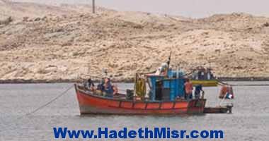 قوات حرس الحدود تتمكن من إنقاذ 16 صياد على متن مركب صيد جنوب البحر الأحمر