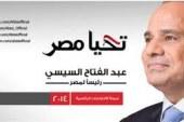 المؤتمر الاول لحركة مصريون ضد الإرهاب لدعم السيسي رئيساً للجمهورية