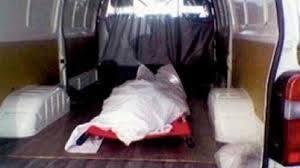 جثة شهيد الشرطة فى شمال سيناءوصولت  إلى مسقط رأسه بالقنطرة غرب