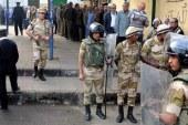 دوريات أمنية تجوب شوارع دمياط لتأمين العملية الانتخابية