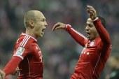 بايرن يفوز بكاس المانيا