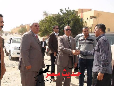 تخصيص قطعة ارض لصالح الادارة التعليمية بمدينة مرسي علم
