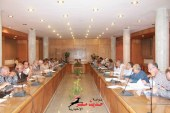 اجتماع موسع لمتابعة مشروعات الخطة الاستثمارية بمحافظة دمياط