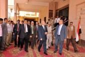 إفتتاح قسم شرطة ثاني بمدينة بنها بالقليوبية