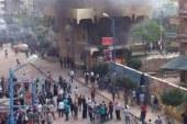 ننشر تفاصيل الاشتباكات بين قوات الأمن وطلاب الإخوان بجامعة المنصورة