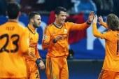ريال مدريد يستعيد نغمة الفوز