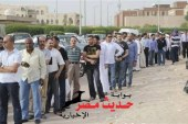 اقبال جماهيري كبير على الانتخابات الرئاسية في سفارة مصر بالكويت