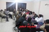 """""""نور الدقهلية"""" يبدأ فاعليات دعم السيسي في انتخابات الرئاسة"""