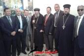 محافظ دمياط يشهد الاحتفال السنوي بدير القديسة دميانة ببلقاس
