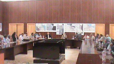 اجتماع صندوق التنمية المحلية لتمويل المشروعات الصغيرة بالمحافظة