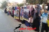 اهالى ميت سلسيل بالدقهلية تفرق مسيرة لنساء ضد الانقلاب اعضاء الارهابية