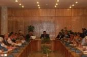 محافظ دمياط يعقد اجتماعاً تنسيقياً لبحث استعدادات المحافظة لانتخابات الرئاسة