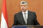 وزير الداخلية يرسل شكر للرجال الشرطة والجيشوالقضاء بالبحر الاحمر