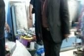 ضبط مصنع ببورسعيد بمنطقة حرفيين زرزارة لتصنيع وتعبئة وتغليف عصائر ضارة جدا بالصحة