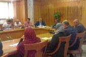اجتماع لجنة مكافحة الادمان والمخدرات لبحث انشاء مصحة للإدمان بدمياط