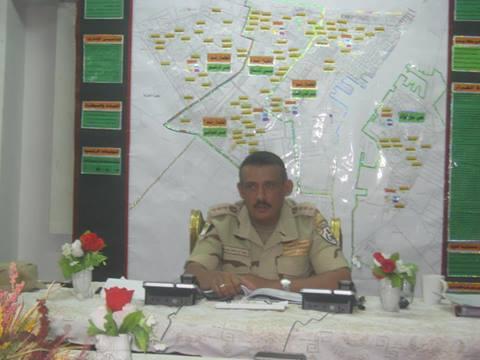 قائد قوات التأمين ببورسعيد ..القوات المسلحة على مسافة واحدة من جميع المرشحين .