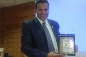 تهنئ بوابه حديث مصر الاستاذ السيد عزوزلفوزه فى مسابقه الأخصائى المثالى للخدمات الفرديه على مستوى الجمهوريه