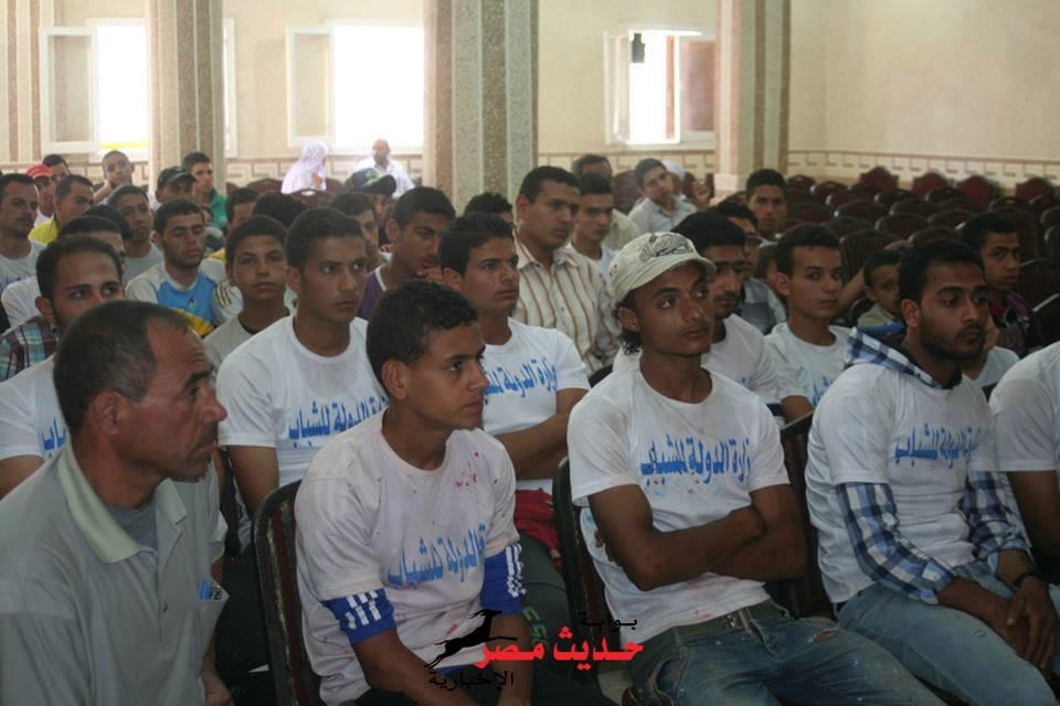 """مشروع """" شباب بيحب مصر """" – محافظة الإسماعيلية"""