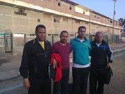 ناصر الفكرية بالمركز السادس لمجموعة شمال الصعيد فى الممتاز ب