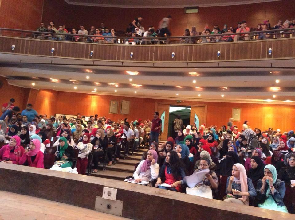 بالصور القافلة التعليمية بالمدينة الشبابية ببورسعيد