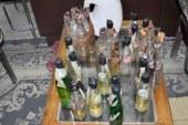 6 إخوان بحوزتهم زجاجات مولوتوف بجامعة الأزهر بالدقهلية