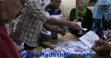 نتائح الفرز بالطالبية: السيسى يحصد 87032 صوتا مقابل 3792 لصباحى