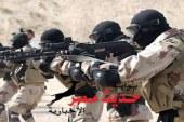 القوات المسلحه تنجح فى التصدى لمحاوله اقتحام الحدود