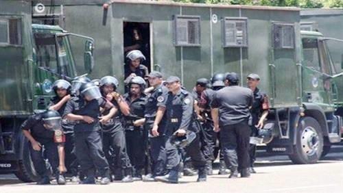 العثور علي قنبلة بدائية بمقر أحدي المدارس قبل بدأ العملية الانتخابية بالفيوم
