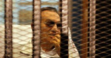 السجن المشدد 3سنوات على الرئيسااا لاسبق مبارك