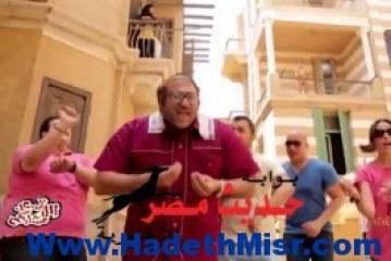 """بالفيديو….. أبو حفيظة يغنى كمالة """"بشرة خير"""""""