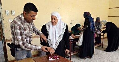 شمال سيناء69 ألف مواطن يدلون بأصواتهم فى ثانى أيام الانتخابات