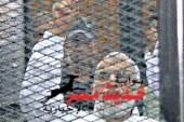 محمد مرسى، أخبر شركاءه المتورطين معه فى عدد من القضايا، أثناء محاكمته بأكاديمية الشرطة