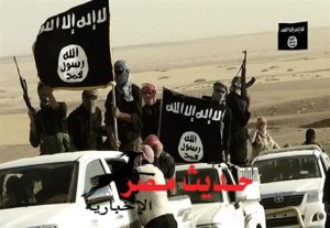 """المخابرات السعودية لـ CNN: الجيش العراقي انسحب من قاعدة بعقوبة تأهبًا لتوغل """" داعش"""" في بغداد"""