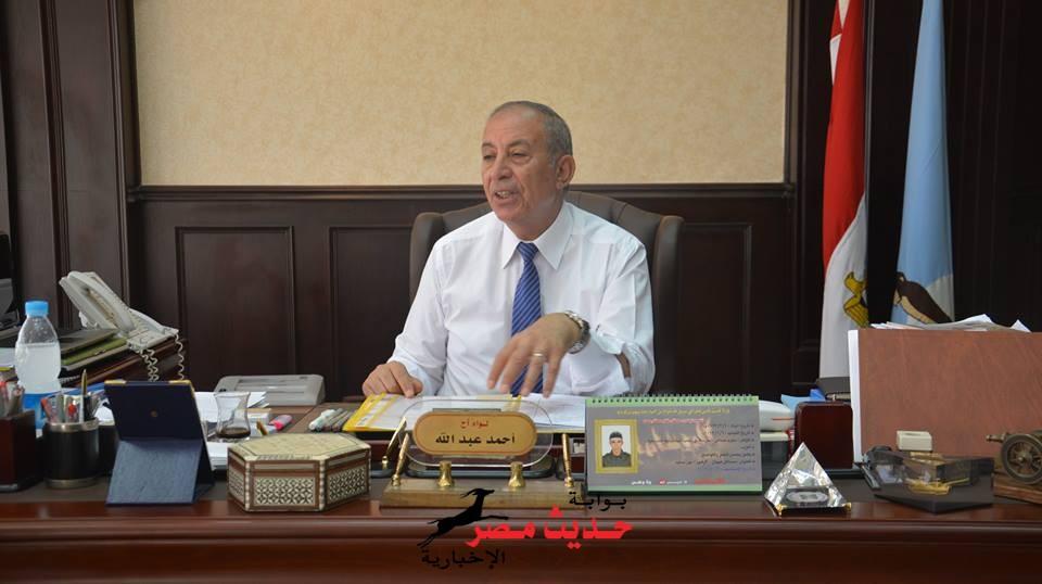 """محافظ البحر الأحمر : """" قافلة تعليمية شهرياً لمدينة الشلاتين """""""