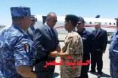 """محافظ البحر الأحمر يشهد المرحلة الأولى للتدريب البحرى """" المصرى – الإماراتى"""""""